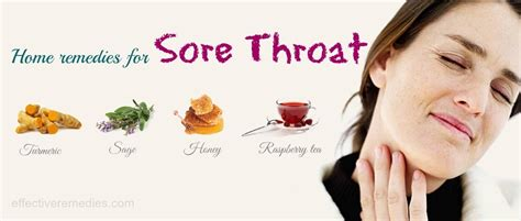 36 best home remedies for sore throat