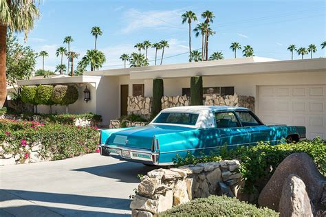 mid century modern furniture palm springs adee do indeed the 1969 interiors in palm springs