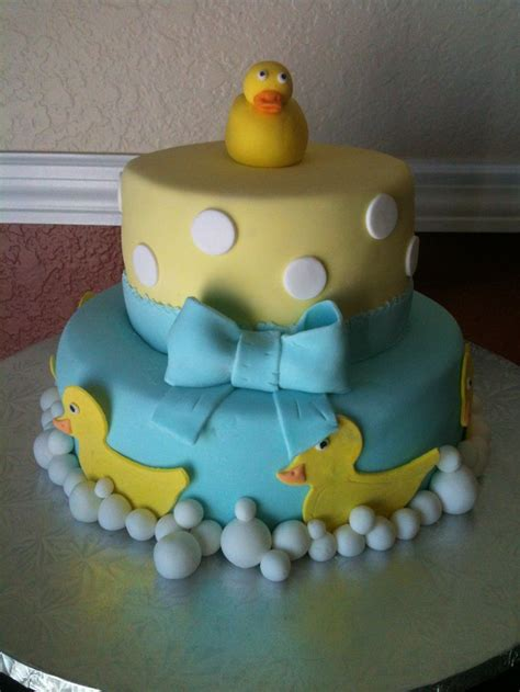 Baby Shower Duck Cakes by 51 Best Bolos Images On Biscuits