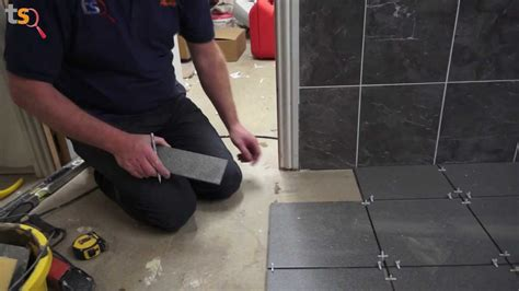 Tommy s trade secrets how to tile a floor youtube