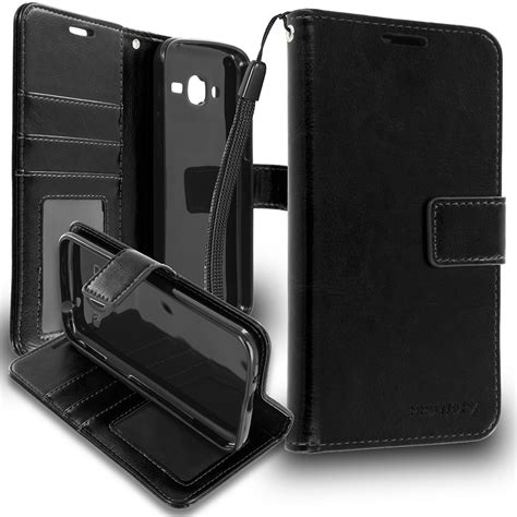 Karakter Standing Samsung J210 samsung galaxy j2 j210 black proworx wallet luxury pu leather cover with card slots