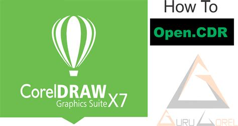 banner design tutorial in coreldraw how to open files coreldraw cdr without application