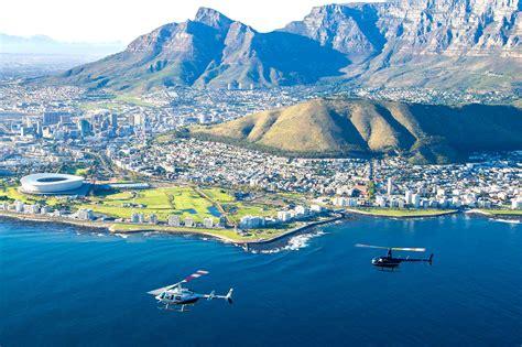 imagenes sudafrica vuelo en helic 243 ptero en ciudad del cabo aventura 193 frica