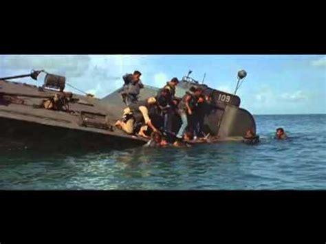 boat crash films pt 109 island available november 12 youtube