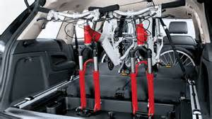 bicycle rack for the interior 4l0071134 gt audi genuine