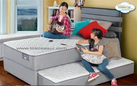 Pajangan Owlie Family Ukuran Besar comforta family 2in1 toko kasur bed murah simpati furniture