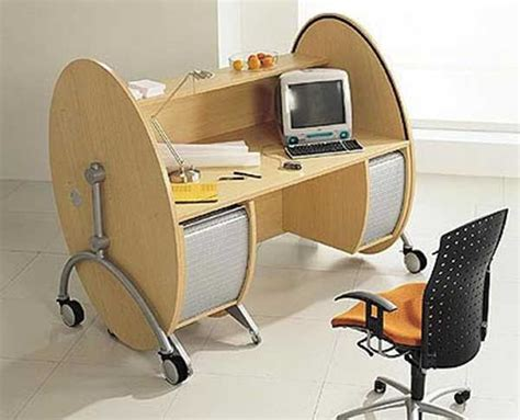Portable Office Desks Mobile Office Desk For Mobile Computing Solution