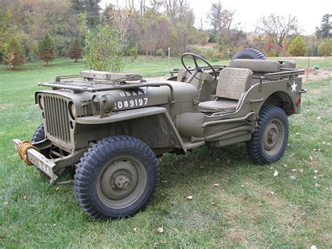 1942 Ford Jeep 1942 Ford Gpw Flickr Photo
