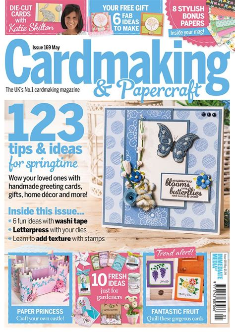 Cardmaking And Papercraft Back Issues - 17 best images about our issues on