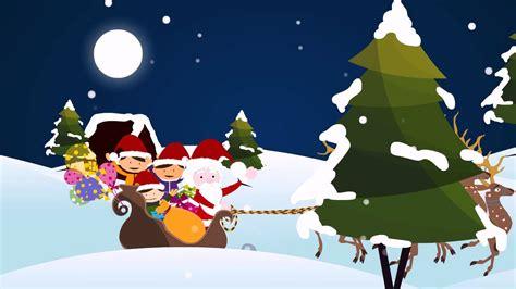 merry christmas animated video youtube
