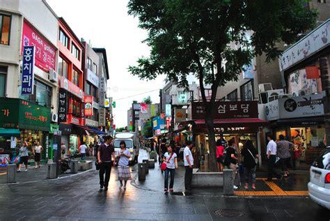 Souvenir Negara Jaoan Kaos Wisata City 10 destinasi wisata belanja di korea selatan wisata korea