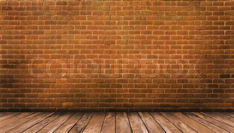 brick wall and wood floor hd wallpaper 1 abstract wood floor and red brick wall background stock photo