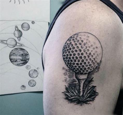 golf ball tattoo best 25 golf ideas on golf oregon