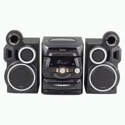 audiovox ce620 5 cd home stereo shelf system ce 620 ce