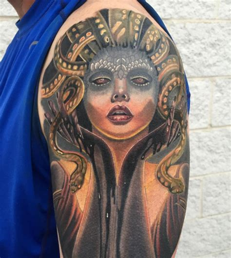 105 bewitching medusa tattoo designs amp meaning