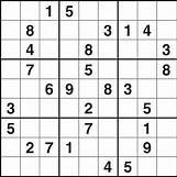 Sudoku Medium Difficulty   400 x 400 jpeg 27kB