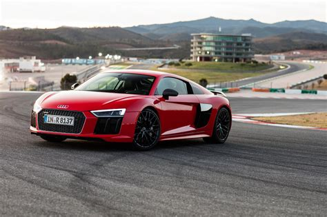 No 6 Audi R8 no v8 audi r8 there will be a v6 instead