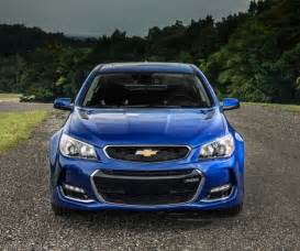 2017 chevy ss release date redesign and specs