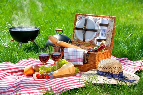 Picnic Top top picnic cookbooks give tips for easy style food