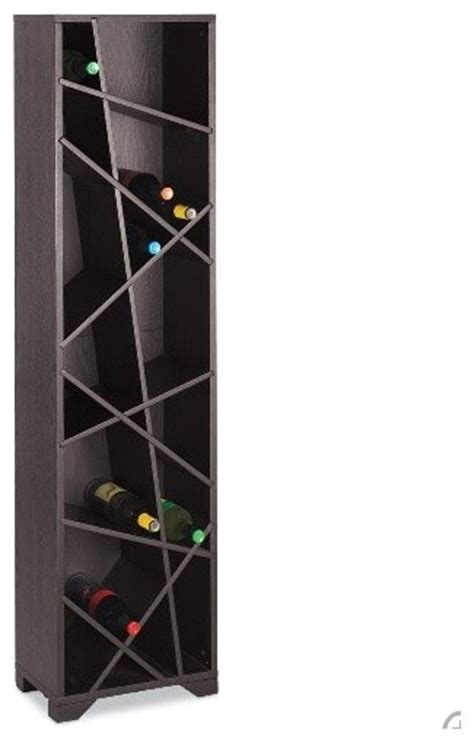 oblique wine rack contemporary wine racks by chiasso