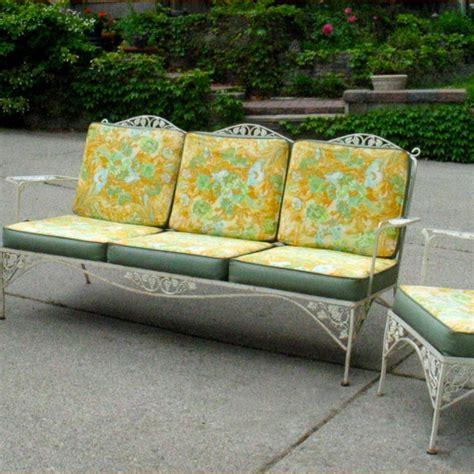 Vintage Patio Furniture For Sale; Vintage Outdoor