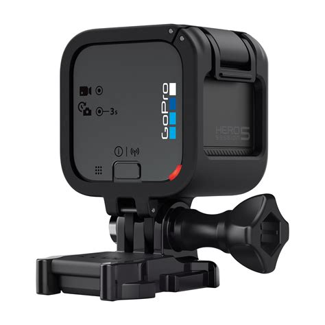 Gopro Session 5 gopro lance ses hero5 black et hero5 session