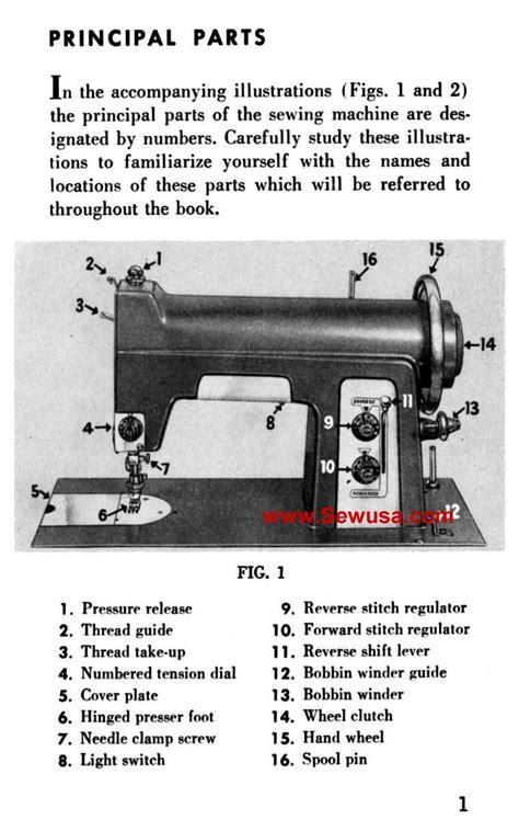 White 277 Instruction Manual