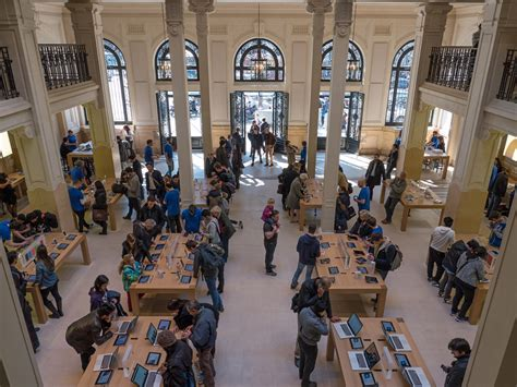 paris apple store study purchasing decisions at the point of sale future