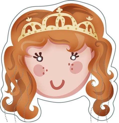 printable masks princess free coloring pages of disney princess face mask