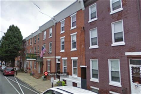 burns funeral home philadelphia pennsylvania pa