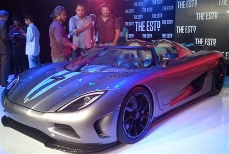 koenigsegg india koenigsegg agera launched in india for 12 5 crores team bhp