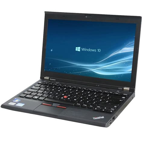 Lenovo I5 refurbished lenovo thinkpad x230 laptops direct uk 2 6ghz intel i5 3320m refreshedbyus