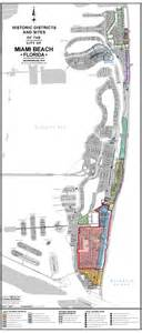Miami Zoning Map by Planning Amp Zoning City Of Miami Beach