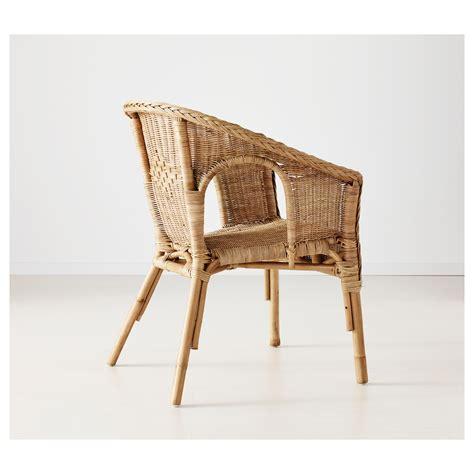 AGEN Chair Rattan/bamboo   IKEA