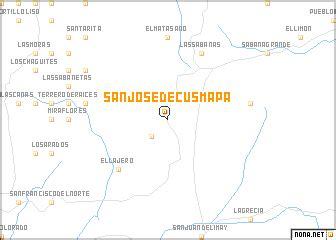 san jose nicaragua map san jos 233 de cusmapa nicaragua map nona net