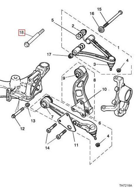 Xk8 Front Suspension exentric Bolt upgrade? - Jaguar