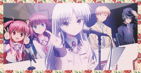 angel beats canon pairings from anime wiki fandom