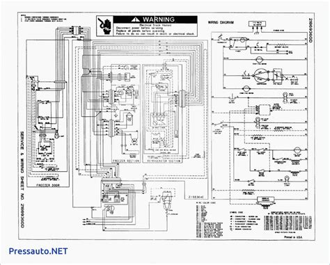 kenmore refrigerator schematic diagram wiring diagram