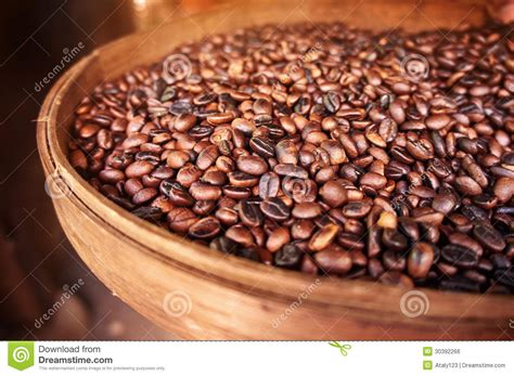 Coffee Bean Di Bali roasted coffee beans royalty free stock image image