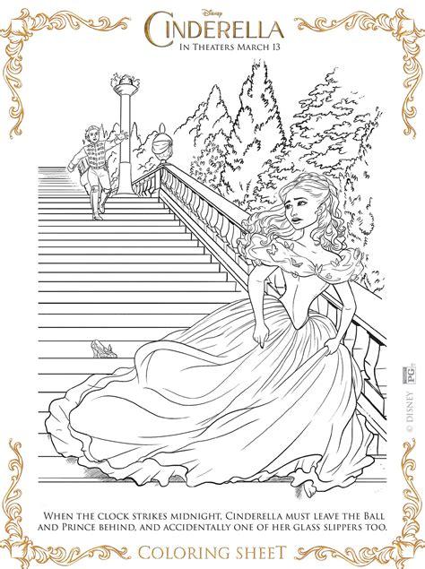 cinderella printables cinderella coloring pages