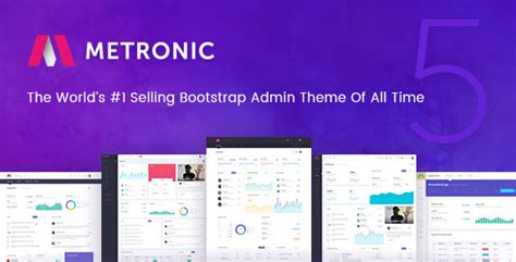 themeforest metronic download responsive admin dashboard