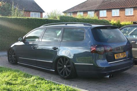 volkswagen wagon slammed vw passat b6 r36 civil cars pinterest vw passat and