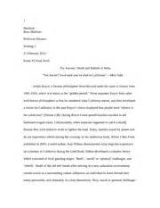 Two Paragraph Essay by Writing 1 Essay 2 Two Paragraph Summary 1
