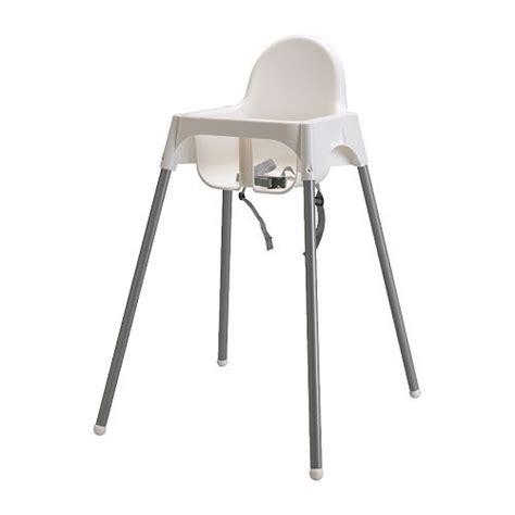 chaise haute enfant ikea chaise haute avec ceinture antilop ikea avis