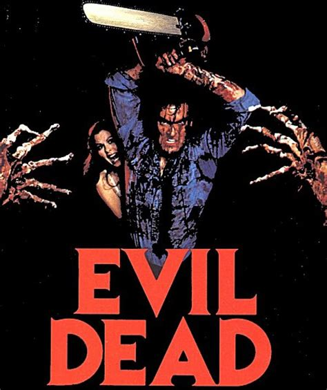 evil dead film rights evil dead 1981 posters lobby cards dvd database