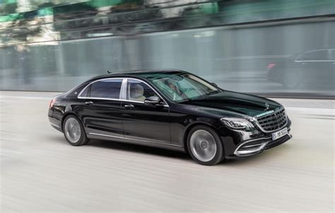 2018 mercedes s class revealed debuts new inline six