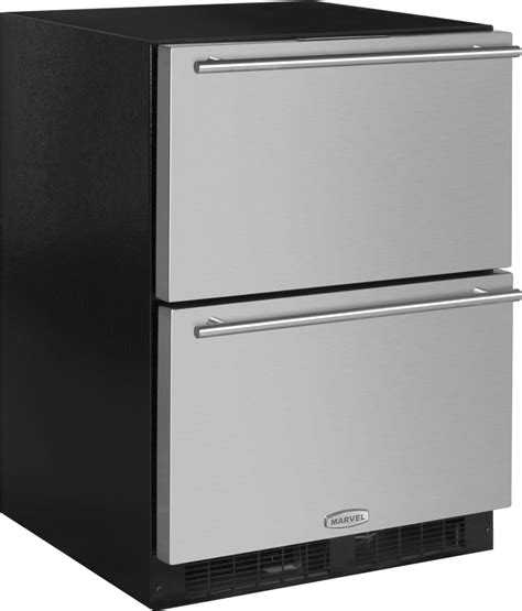 Panel Ready Refrigerator Drawers by Ml24rdp3np Marvel 24 Quot Refrigerator Drawers