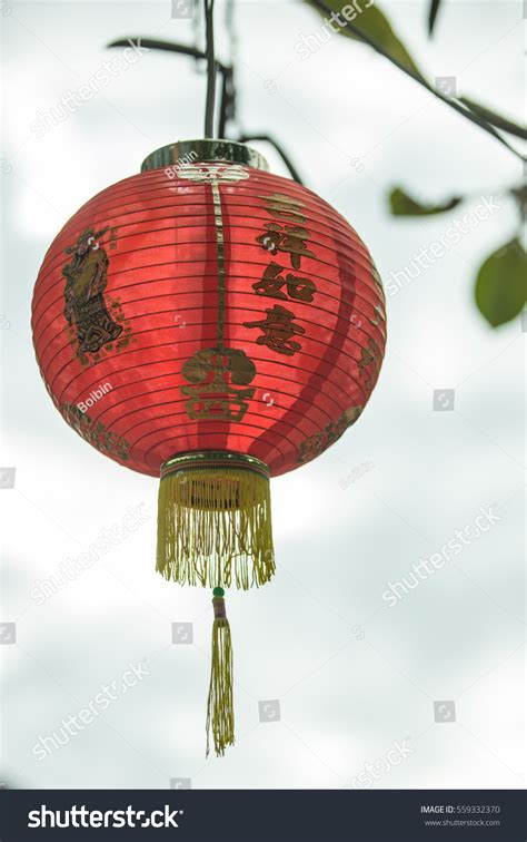 meanin of chinese lanterns at new years paper lanterns new year stock photo 559332370