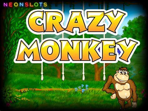 crazy monkey play   slot  igrosoft neonslots