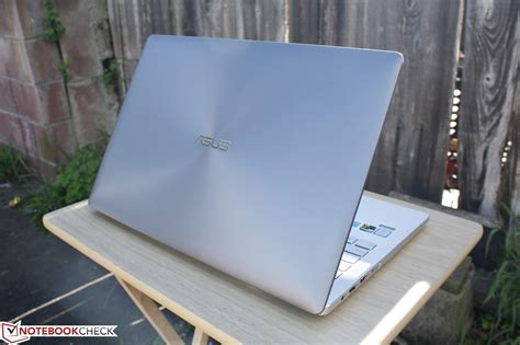 Laptop Asus Zenbook Pro asus zenbook pro ux501vw notebook review notebookcheck